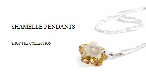 SHAMELLE PENDANTS - Shop The Collection